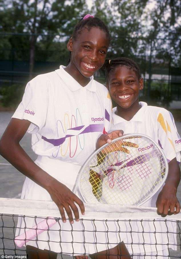 La star du tennis a révélé ses difficultés à grandir à ses côtés