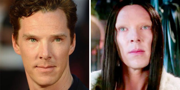 Benedict Cumberbatch (Doutor Estranho)