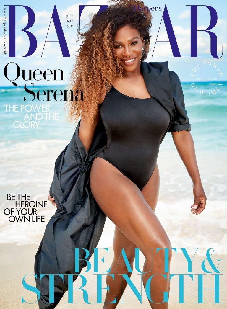 Serena Williams Harper