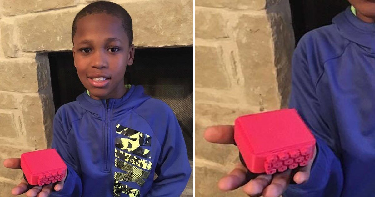 a 10 year old boy invented a life saving device to prevent hot car deaths 1.jpg?resize=1200,630 - 10-Year-Old Boy Invented A Life-Saving Device To Prevent Hot-Car Deaths After Neighbor's Baby Passed Away From Being In A Hot Car