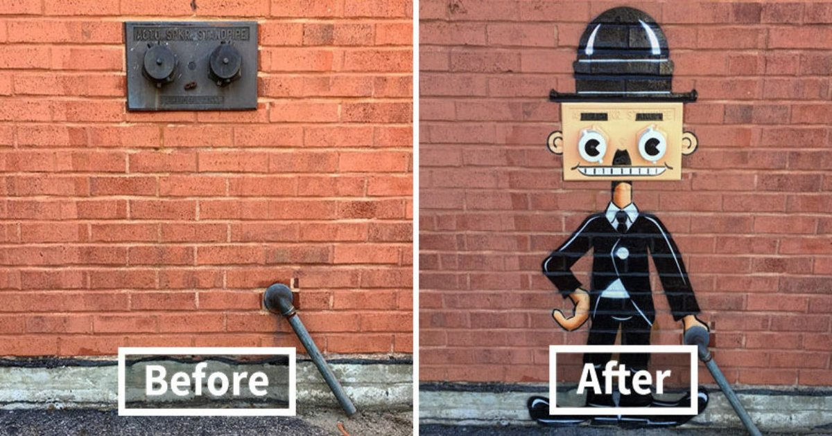 a 12.jpg?resize=1200,630 - New York Street Artist Elevates Vandalism Into An Art Form And It's Absolutely Gorgeous