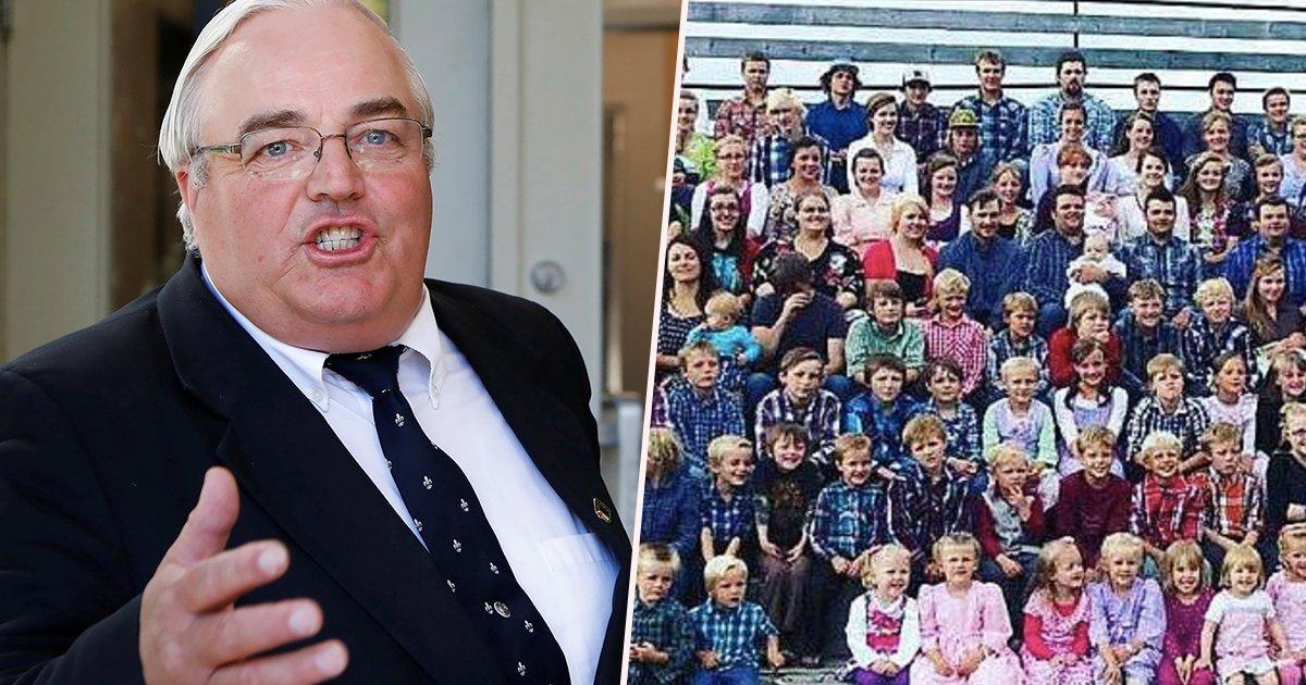 a 26.jpg?resize=300,169 - Un canadien avec 24 femmes et 149 enfants condamné à la détention à domicile après avoir été reconnu coupable de polygamie