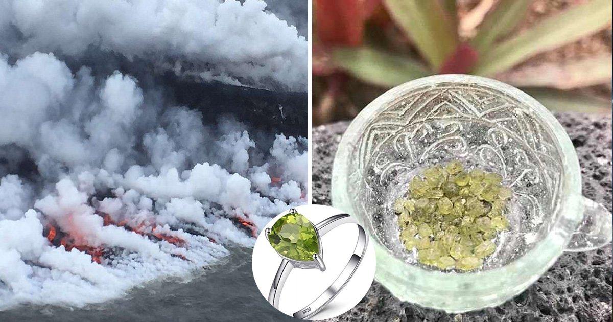 adsfasf.jpg?resize=636,358 - It's Raining Gems On Hawaii! Kilauea Volcano Eruptions Are Raining Green Minerals On The Island