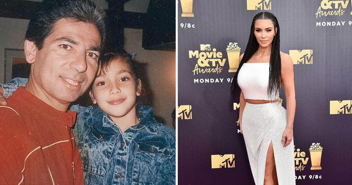 afdasfd.jpg?resize=636,358 - A Touching Father-daughter Snap: Kim Kardashian Wishes Her Father An Early Father's Day