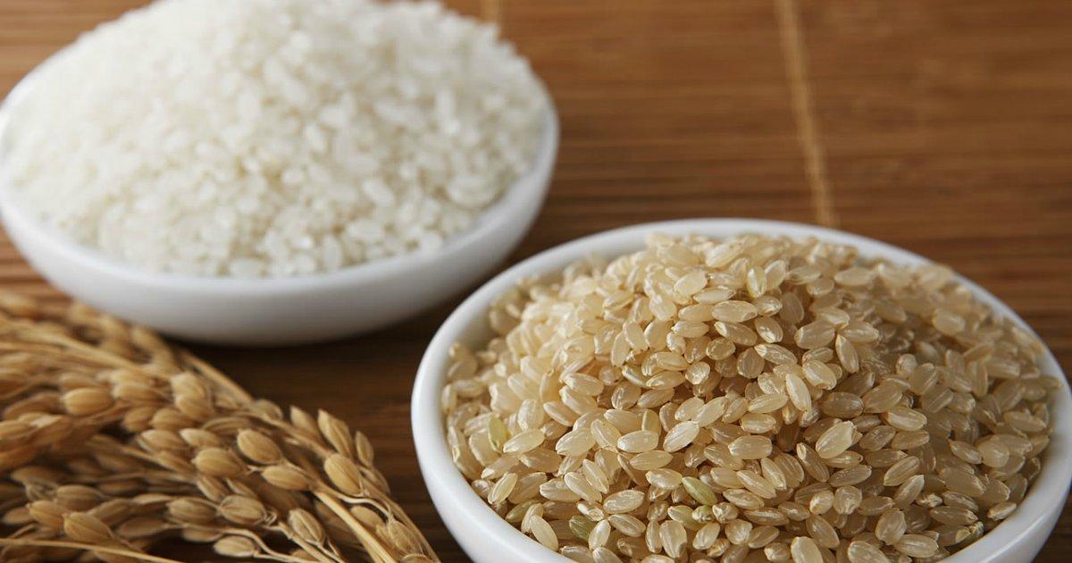 arroz integral thub.png?resize=1200,630 - Trocar o arroz branco por integral corresponde a caminhada de 30 minutos, diz estudo