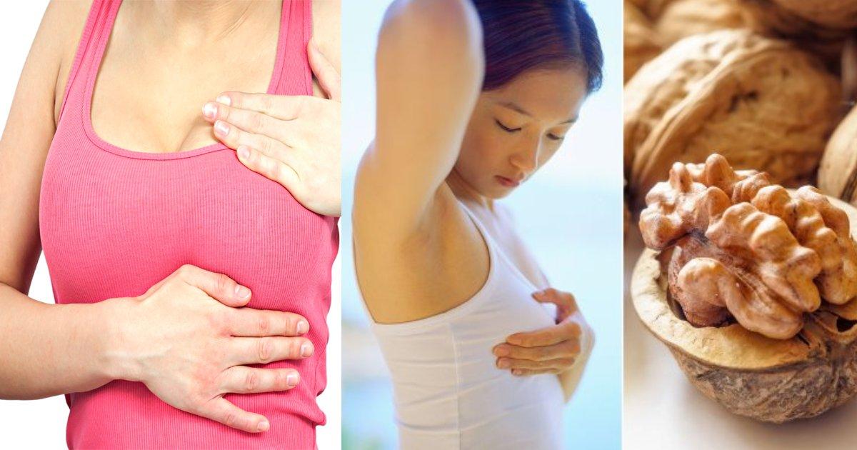 breastcancer.jpg?resize=1200,630 - 乳がんの予防になる意外な食べ物まとめ、若いからって油断はできない乳がん