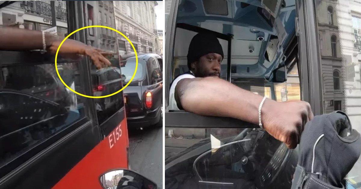 bus.jpg?resize=1200,630 - Un chauffeur de bus empêche une collision de la manière la plus cool qu'il soit