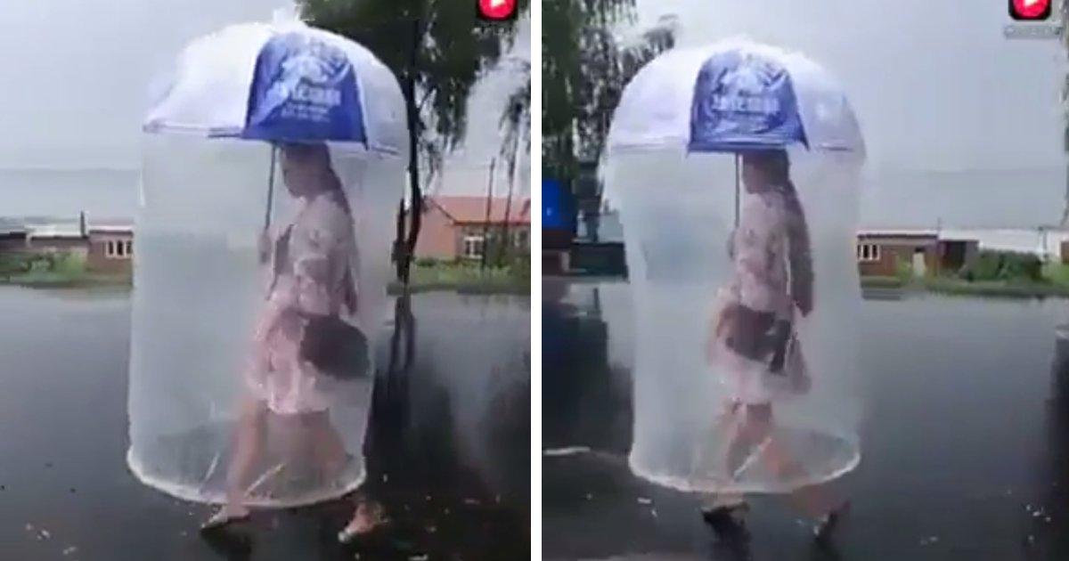capa10rt.png?resize=300,169 - Que criativo! Conheça o guarda-chuva criado para quem não quer se molhar de jeito nenhum