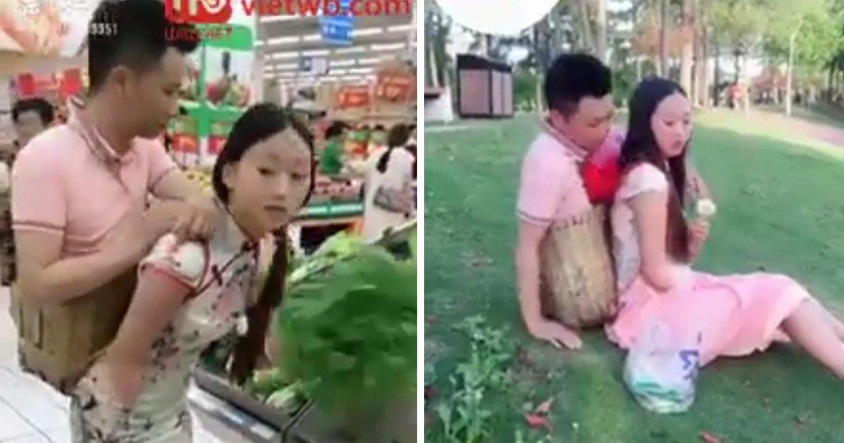 capaa8.png?resize=412,232 - Em vídeo emocionante, mulher sem um braço carrega nas costas o namorado sem pernas