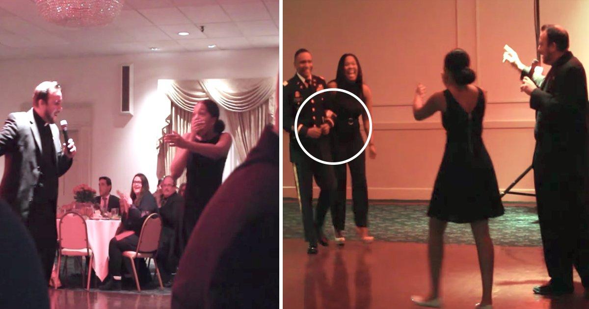 """couple 1.jpg?resize=300,169 - Une Adolescente se rend a un bal """"père-fille"""" sans son père mais en arrivant elle reçoit une surprise."""