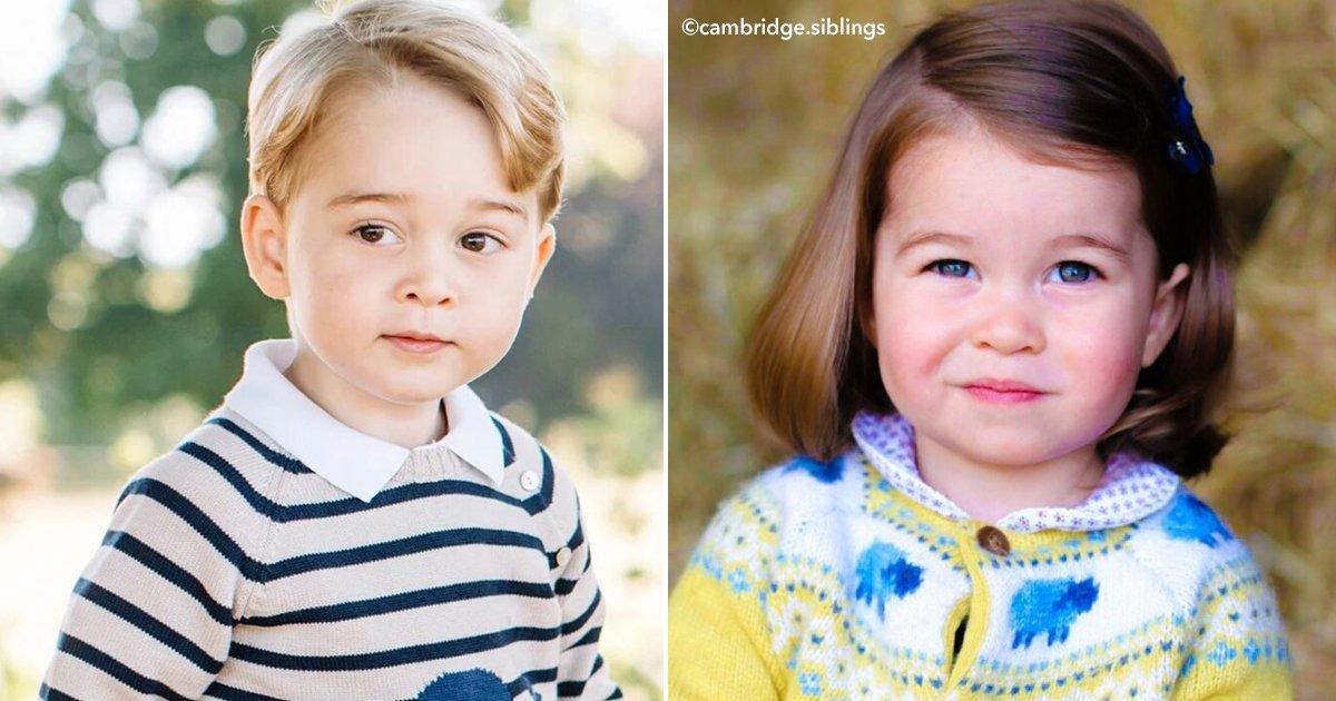 cover22 george.jpg?resize=300,169 - 10 cosas que no sabías sobre los pequeños príncipes George y Charlotte que te encantarán
