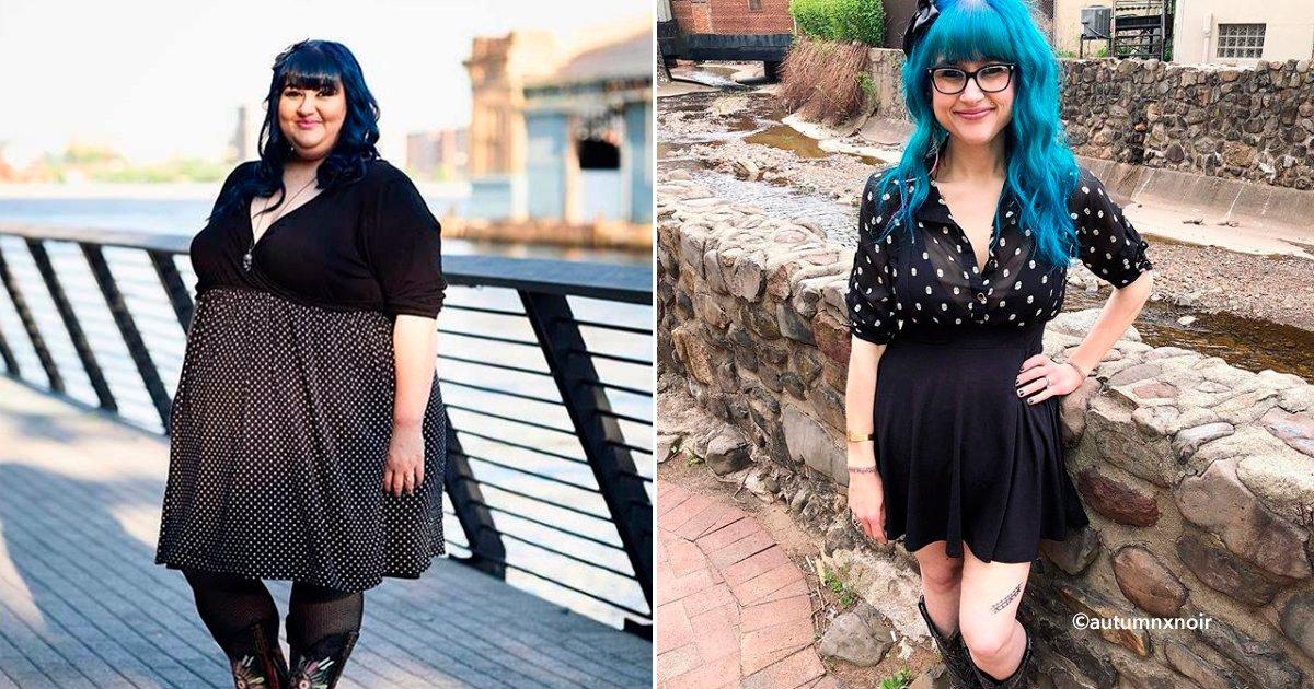 cover22fogr.jpg?resize=648,365 - Esta es la historia de la mujer que perdió 100 kilos, no quería morir joven a causa de su sobrepeso