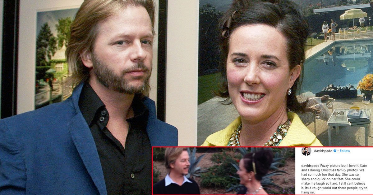 david spade pays tribute to sister in law kate spade says i still cant believe it.jpg?resize=1200,630 - David Spade Pays Tribute To Sister-In-Law Kate Spade–Says ''I still can't believe it''