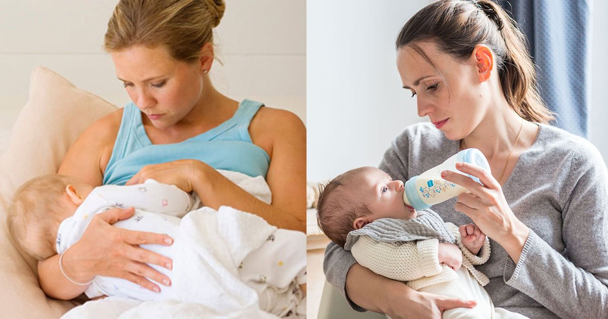 do not judge mothers who choose to bottle feed over breastfeed say midwives.jpg?resize=648,365 - 'Do Not judge Mothers Who Choose To Bottle Feed Over Breastfeed' Say Midwives