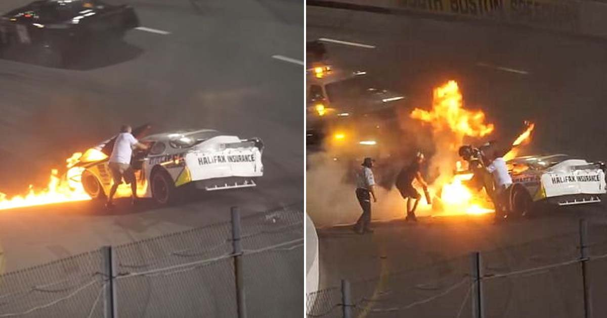 ebacb4eca09c 1 ebb3b5ec82ac 106.jpg?resize=1200,630 - Father Jumps Into Burning Car To Save Son After Speedway Tournament Accident
