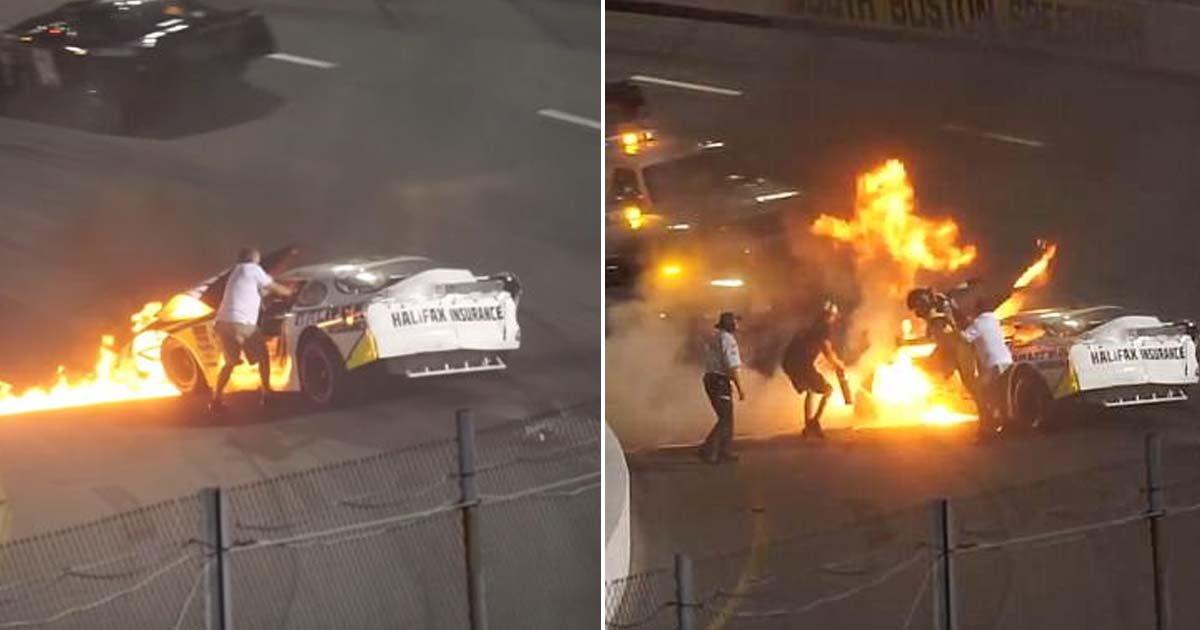 ebacb4eca09c 1 ebb3b5ec82ac 106.jpg?resize=1200,630 - Father Jumped Into Burning Car To Save Son After Speedway Tournament Crash