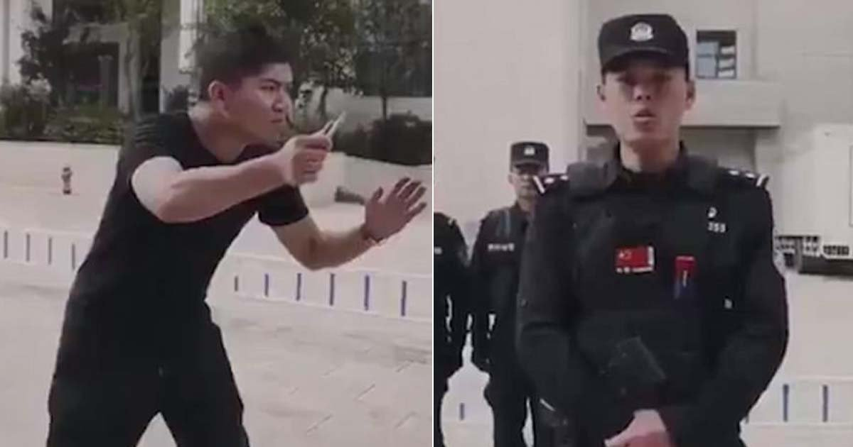 ebacb4eca09c 1 ebb3b5ec82ac 15.jpg?resize=412,232 - Chinese Police Has A Guide On How To Realistically Survive A Knife Attack
