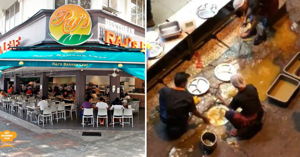 f 2.jpg?resize=648,365 - Customer Couldn't Believe What They See When They Found Out Famous Restaurant Washing Dishes In Stagnant Water
