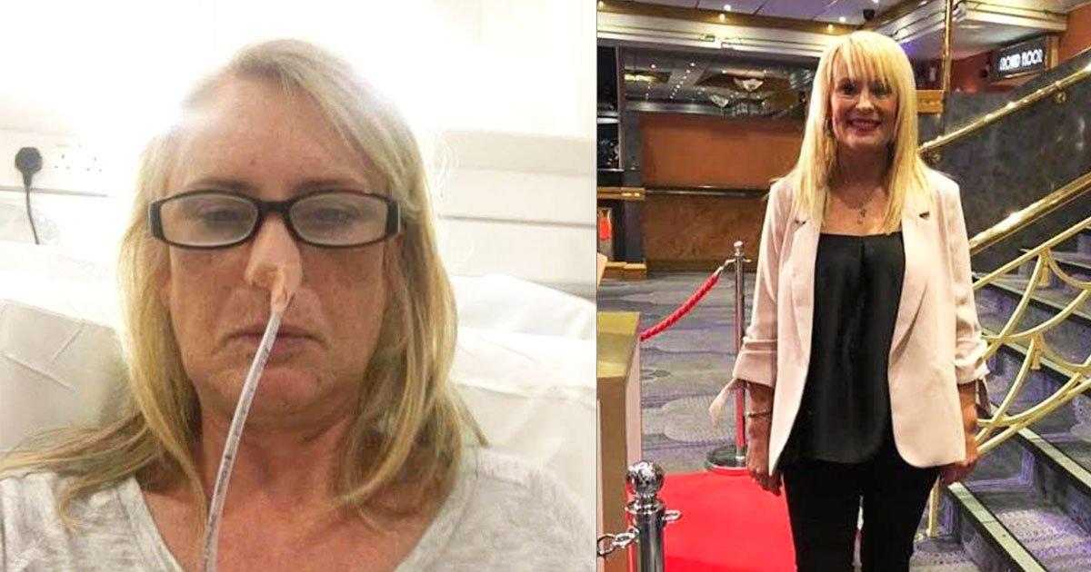 featured 1.jpg?resize=300,169 - Mulher usou óleo de cannabis ilegal para curar seu câncer incurável de estômago e intestino e isso é o que aconteceu com ela dois anos depois
