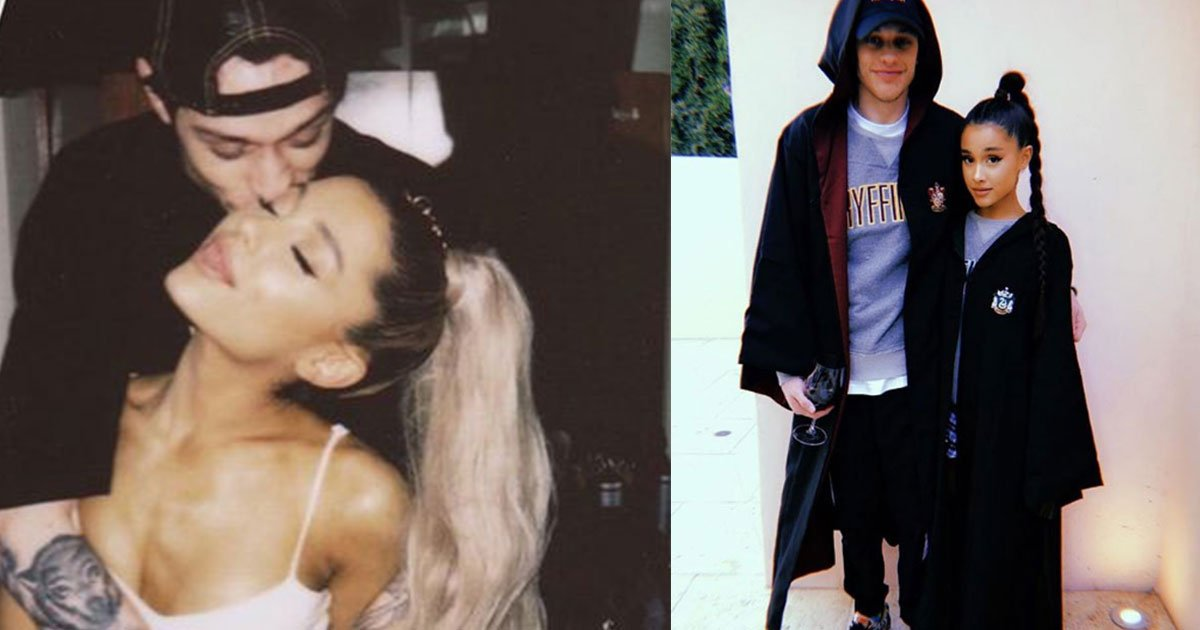 featured.jpg?resize=1200,630 - Ariana Grande Confirms Engagement To Her Boyfriend Pete Davidson After Only A Month Of Dating