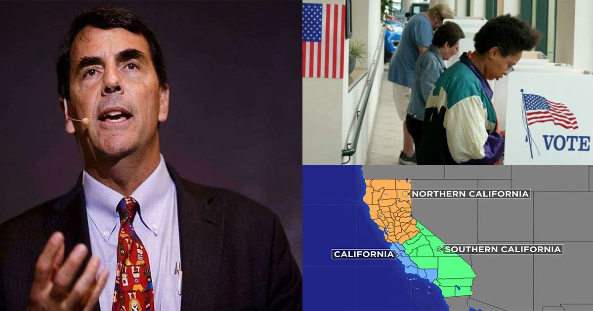 featured2.jpg?resize=412,232 - Proposal To Split California Into 3 States Qualifies For November Ballot
