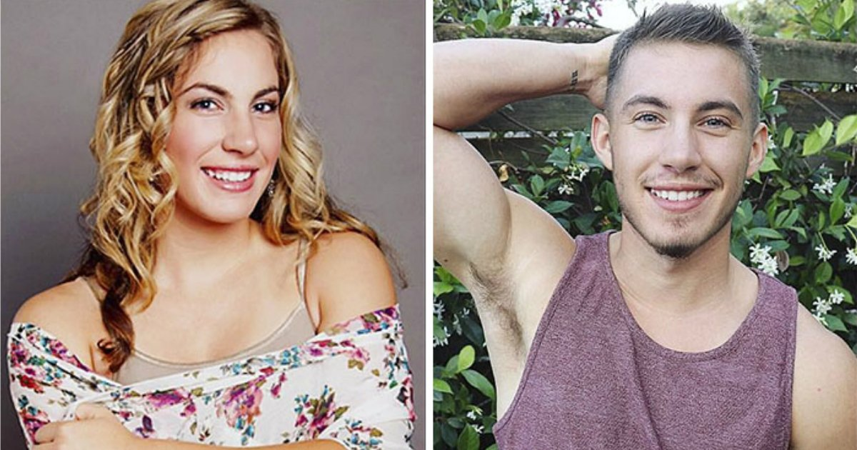 female to male.jpg?resize=300,169 - Transgender Man Shares Amazing Before And After Transformation, But Loses His Family And Friends
