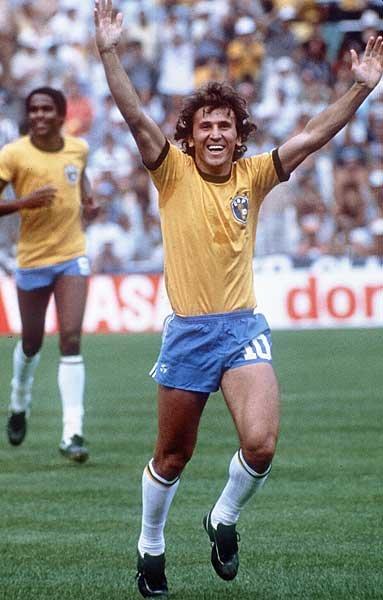 「ジーコ 1978年 アルゼンチン大会」の画像検索結果