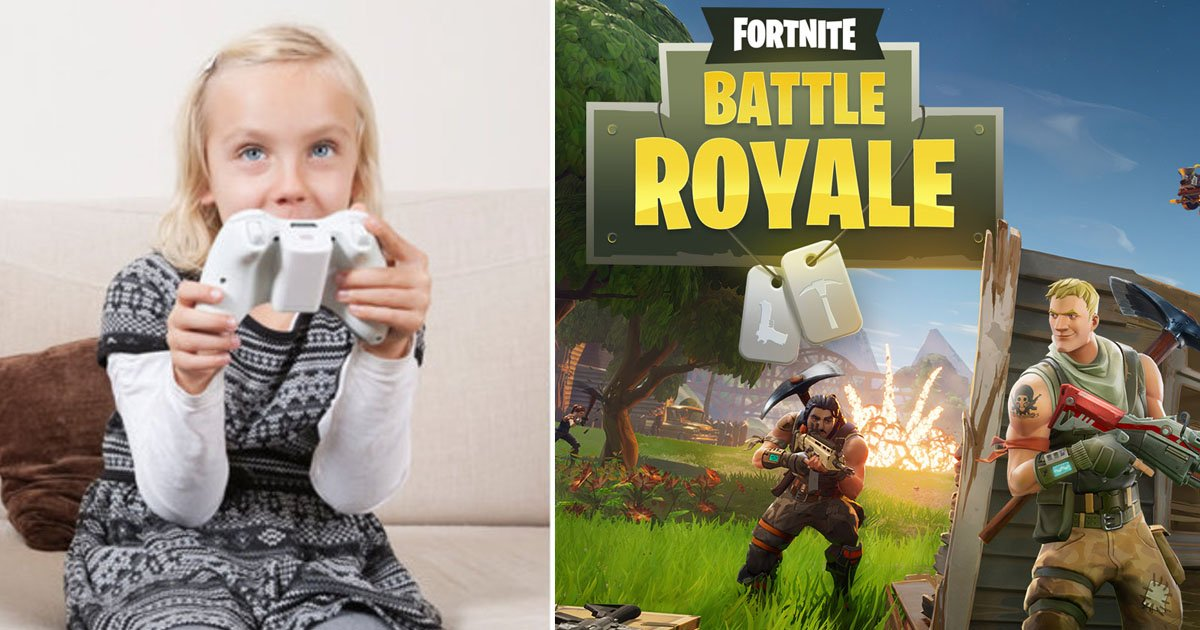 fortnite.jpg?resize=1200,630 - A Nine-year-old Girl Sent To Rehab For Her Fortnite Video Game Addiction
