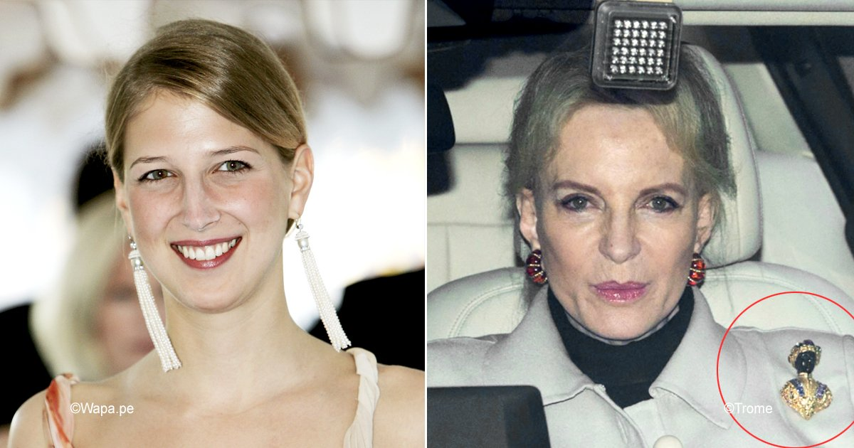 gabi 1.jpg?resize=412,232 - Gabriella Windsor, la mujer de la Casa Real que ha estado rodeada de múltiples escándalos