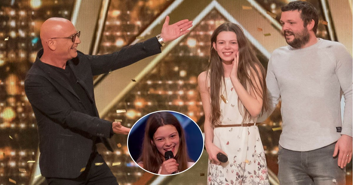 gottalent.jpg?resize=412,232 - A British Teenager Was Directly Sent To The Quarterfinals Of America's Got Talent- Her Groundbreaking Performance Will Leave You Stunned