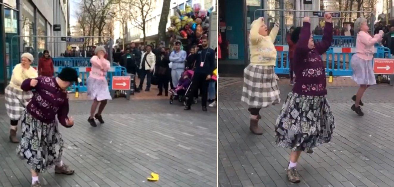 """grannies.png?resize=648,365 - Estas """"abuelitas"""" impresionan con sus energéticos movimientos de baile"""