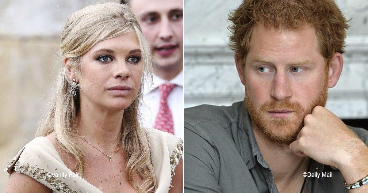 harr 2.jpg?resize=300,169 - La exnovia del príncipe Harry decidió hablar con él antes de su matrimonio, totalmente devastada le juró no arruinar su celebración