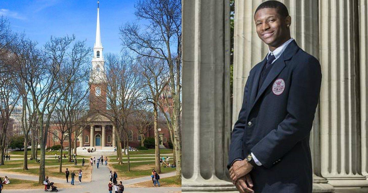 homeless to harvard.jpg?resize=1200,630 - Homeless Teen Obtains Full-Ride Scholarship To Harvard