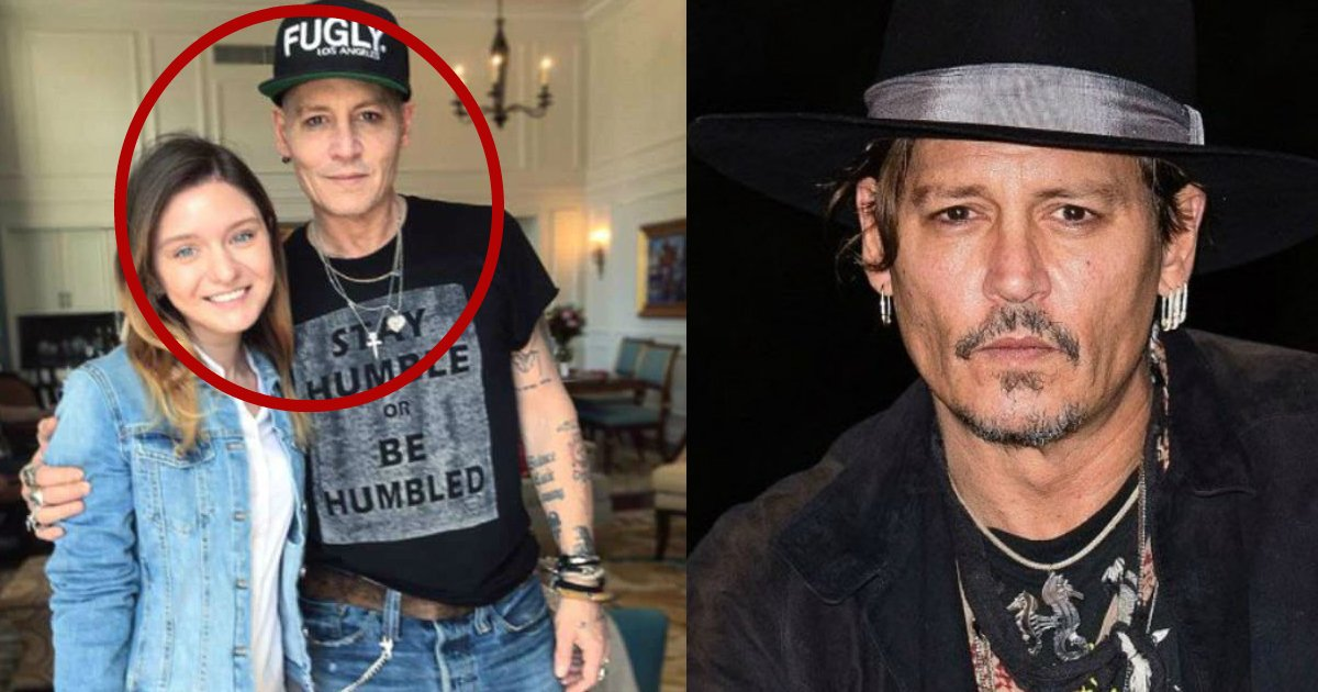johhny looking ill.jpg?resize=412,232 - Johnny Depp Looks Tired And Extremely Pale In Photos, Spark Health Fears Among Fans