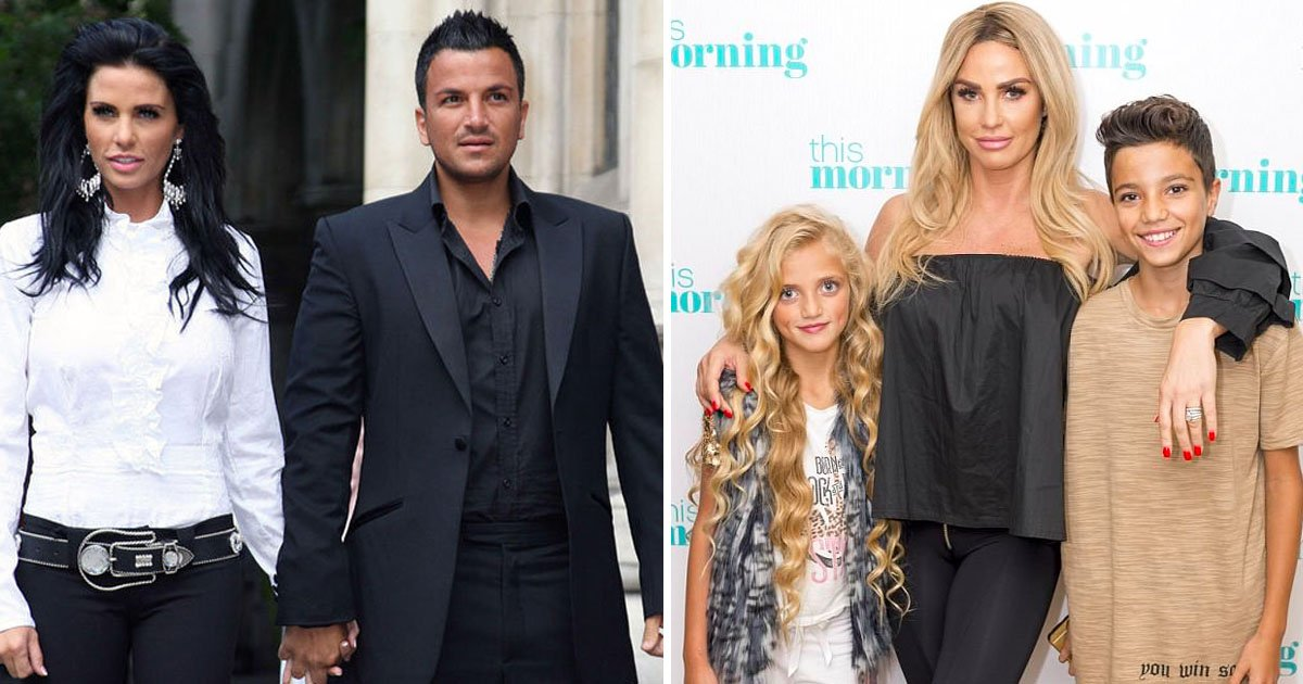 katie.jpg?resize=1200,630 - Peter Andre Banned His Ex-wife Katie Price From Meeting Their Children Because Of Her Out Of Control Lifestyle