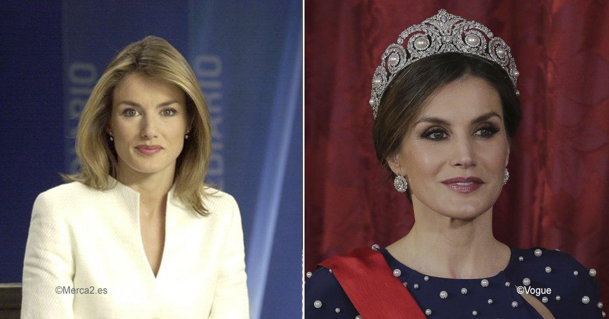 letizia.jpg?resize=648,365 - Antes de convertirse en reina, Letizia vivió mucha miseria, esta es su historia