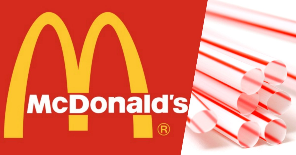 mcdon.png?resize=412,232 - McDonald's To Ban Plastic Straws In UK To Secure The Environment