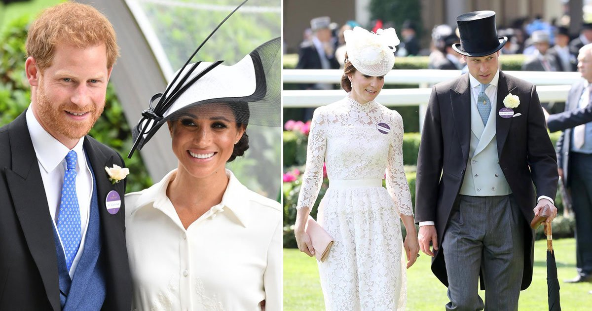 meghan markle badge featured.jpg?resize=300,169 - Meghan Breaks Protocol As She Did Not Wear Her Name Tag At Royal Ascot, And Here Is Reason Why