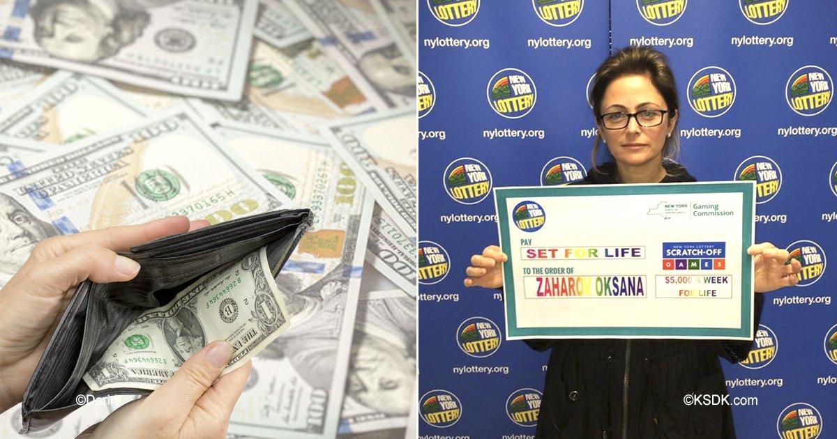 millo.jpg?resize=300,169 - Gracias a que un empleado le vendió el boleto equivocado, esta mamá ganó 5 millones de dólares