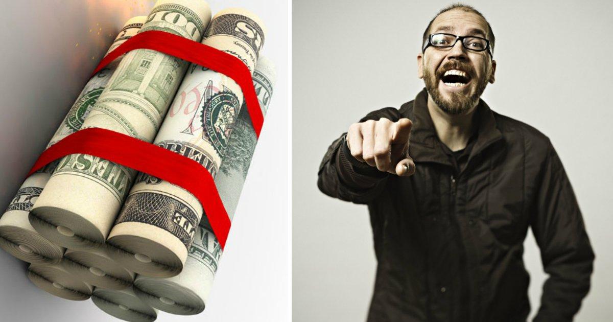 """money scam.jpg?resize=1200,630 - Avez-vous déjà vu des annonces disant """"Je fais 20 000 $ par mois de chez moi""""? Quelqu'un a essayé, et voici le résultat."""