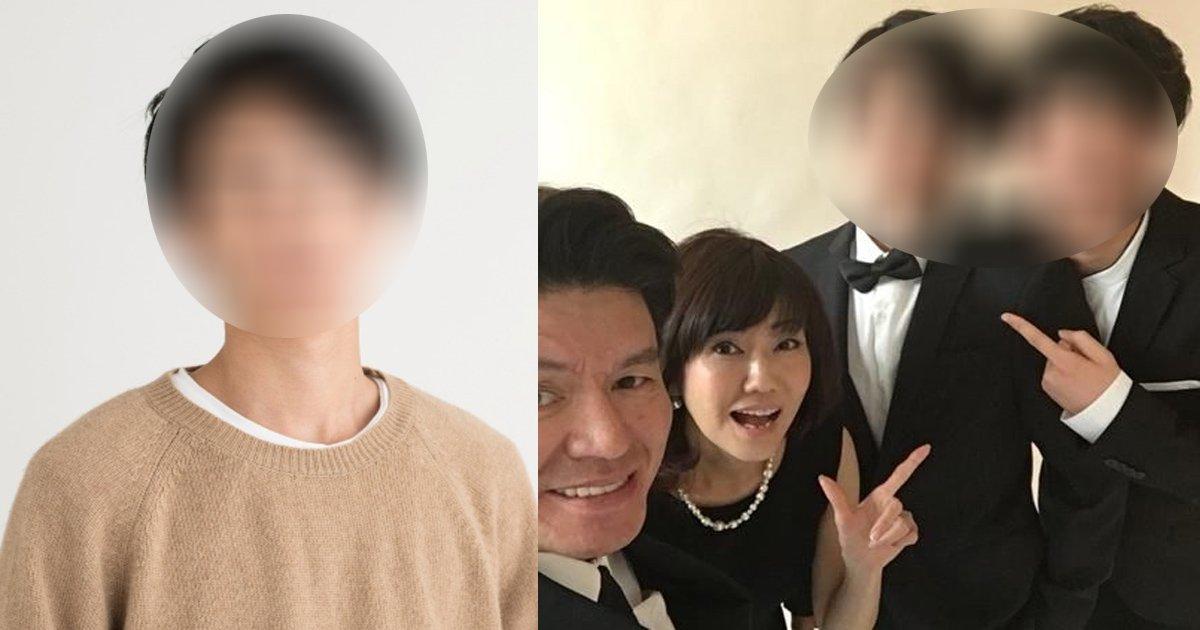 musuko.jpg?resize=1200,630 - ヒロミ・松本伊代夫婦の子どもがイケメン!