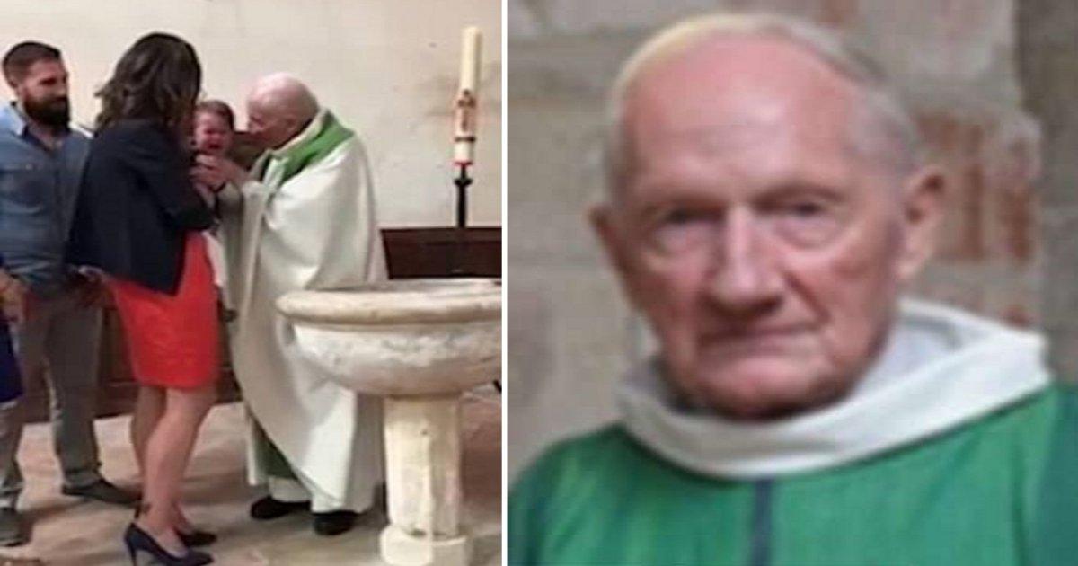 p1 side.jpg?resize=412,232 - Sacerdote é suspenso após vídeo viral mostrar ele batendo em bebê durante o batismo