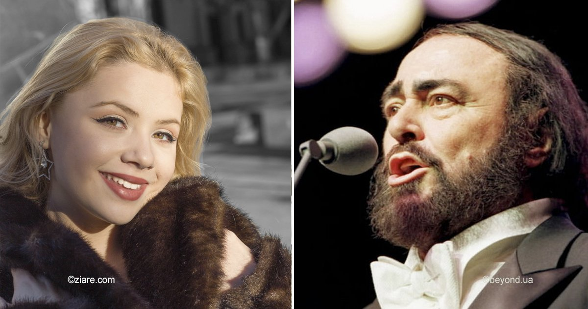 pava.jpg?resize=300,169 - La nieta de Luciano Pavarotti ha impactado al mundo con su extraordinaria voz, el talento se hereda