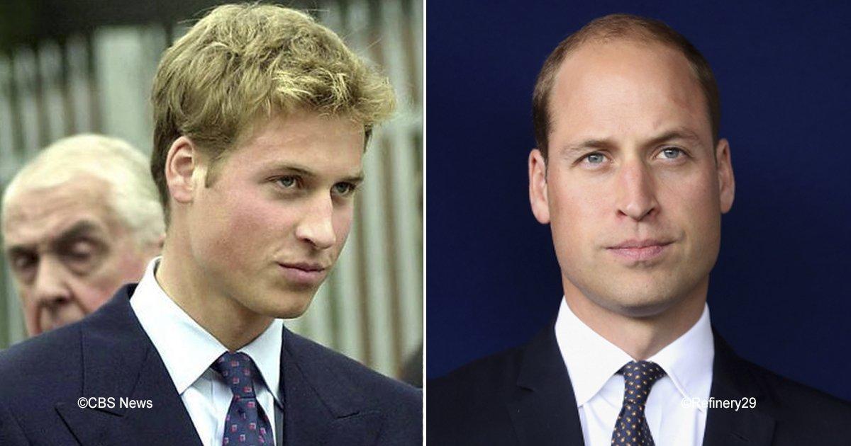 esta fue la epoca en que el principe william fue todo un rompe corazones durante su adolescencia era realmente guapo va a gustarme adolescencia era realmente guapo
