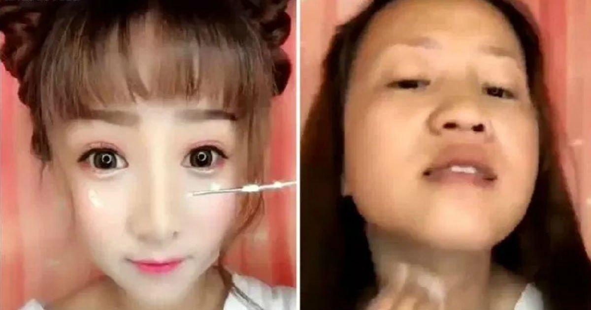 ss 2.jpg?resize=412,232 - 즉석에서 코와 턱 '재창조'하는 중국 여성들의 '충격적인' 화장법 (영상)