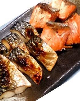 「鯖、鮭」の画像検索結果