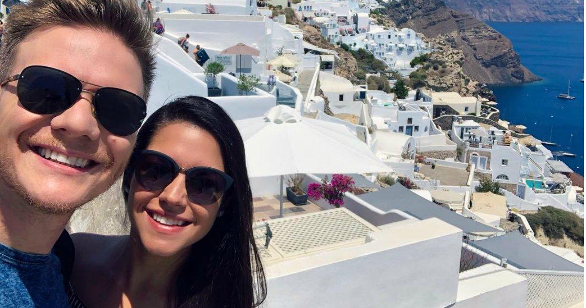 thaistelo.png?resize=648,365 - Thais Fersoza e Michel Teló comemoram Dia dos Namorados na Grécia