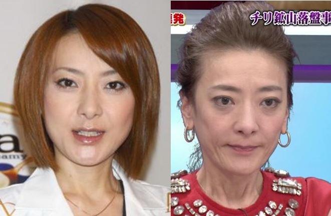 「西川史子 激ヤセ」の画像検索結果