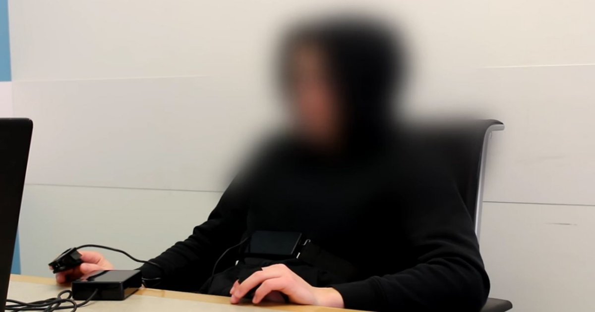 tt.jpg?resize=1200,630 - Man Who Claims To Be A 'Time Traveler' From The Year 6491 PASSES Lie Detector Test