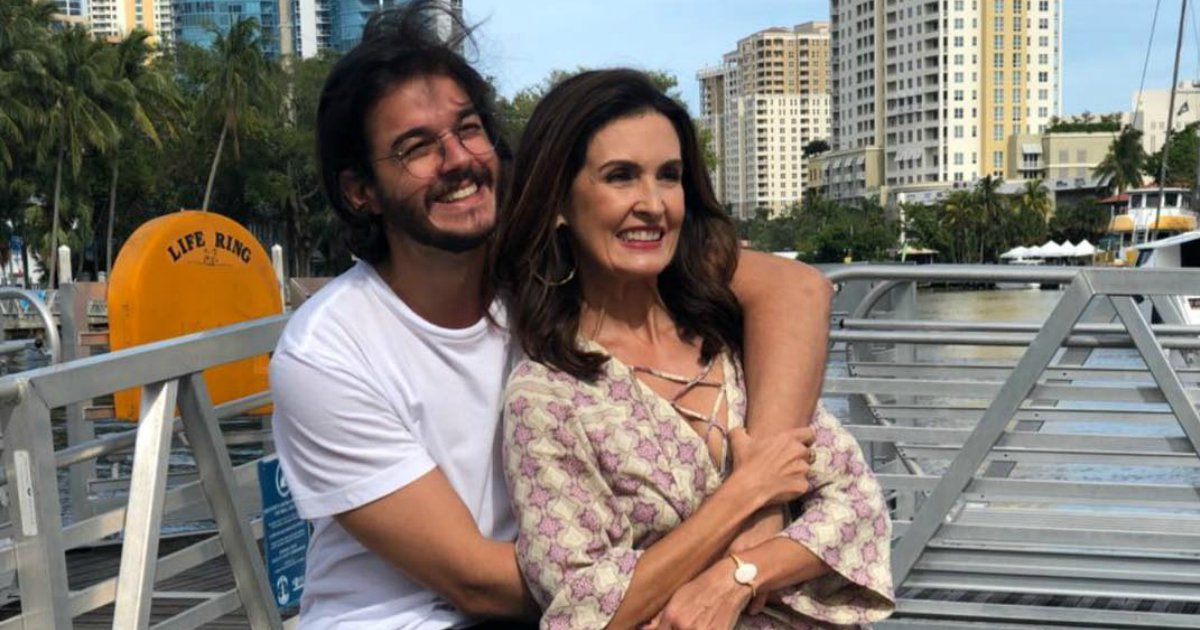 tulio fatima 1.png?resize=1200,630 - Fátima Bernardes faz surpresa para Túlio no Dia dos Namorados